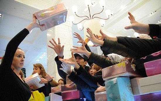 Всемирный день шоппинга 11 ноября - Фото