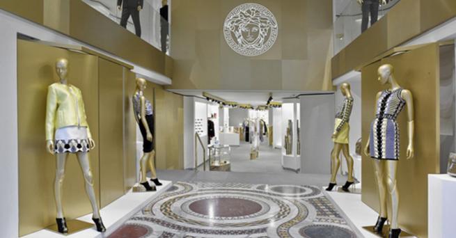 Versace хочет заинтересовать инвесторов модой