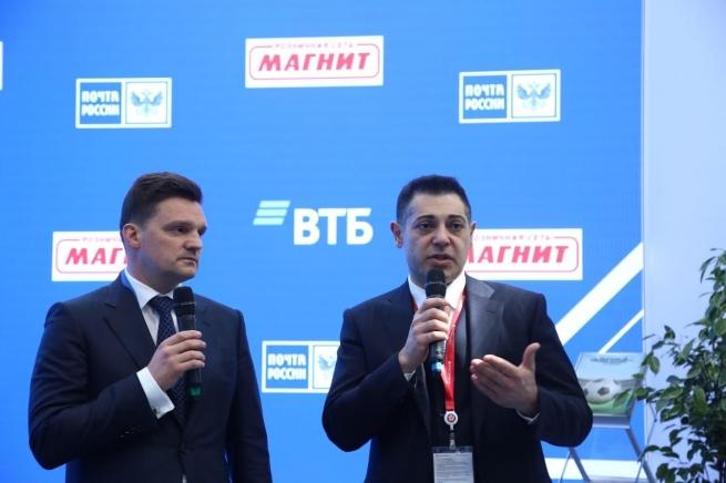 ПМЭФ: «Почта России» и сеть «Магнит» рассказали о запуске совместных проектов