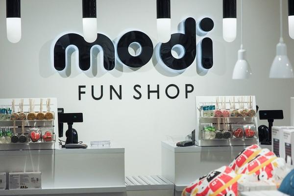 Студенты «Британки» разработают дизайн для товаров сети MODI