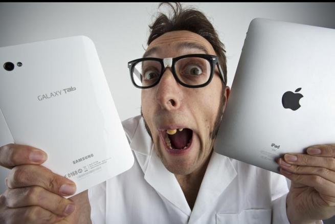 Samsung и Apple договорились о прекращении патентной войны