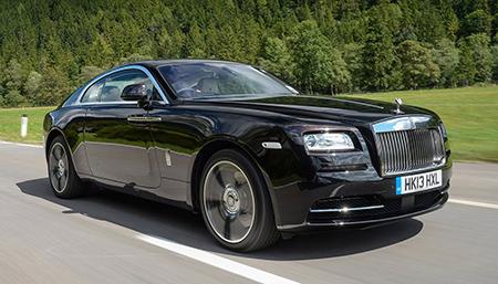 Rolls-Royce в пятый раз бьет рекорды продаж