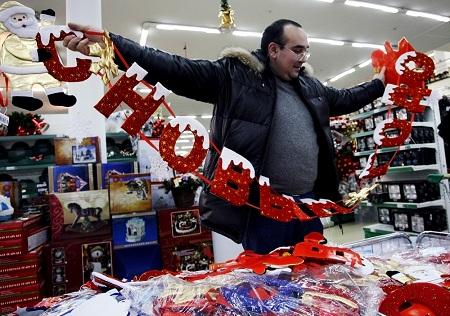 47 тыс руб потратят обладатели кредитных карт на Новый год
