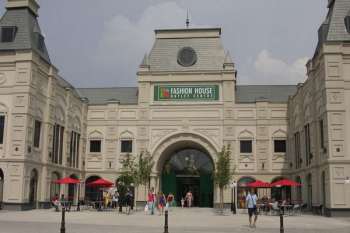FAHION HOUSE Outlet Centre Moscow увеличил объем продаж на 20%