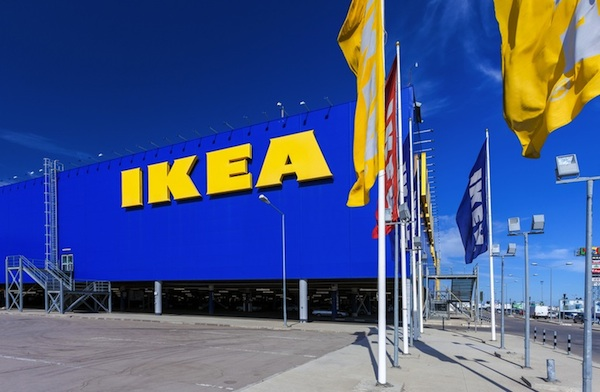 IKEA займется онлайн-торговлей в столице России