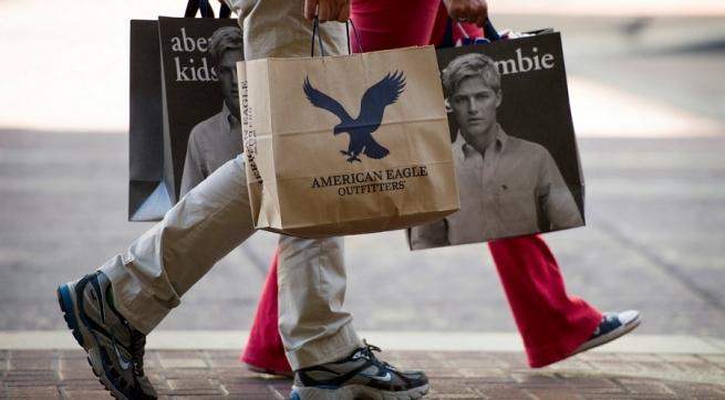 American Eagle Outfitters закрывает магазины в России
