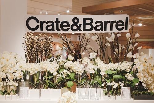 Международная сеть Crate and Barrel открывает новый магазин в Москве