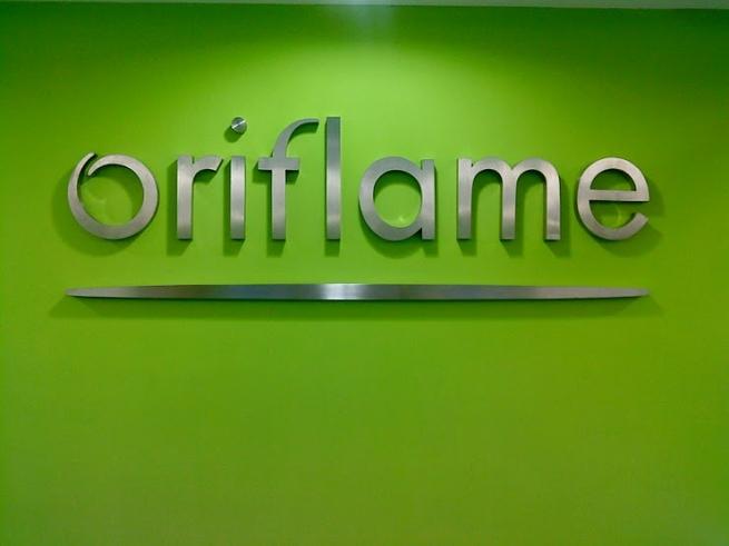 Продажи Oriflame продолжают падать