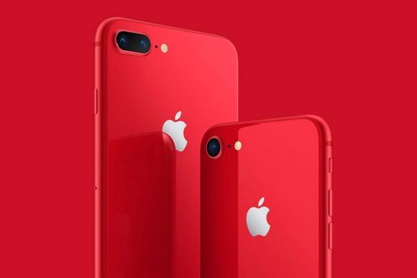 iPhone 8 и iPhone 8 Plus в красном цвете стали доступны по предзаказу
