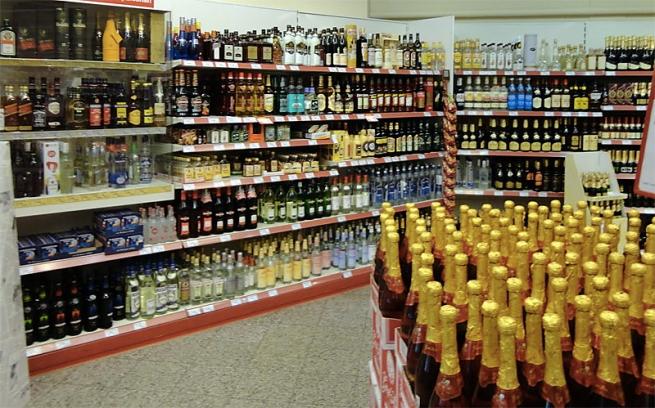 «Магниту» в Ульяновске запретили торговать алкоголем