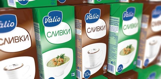 Valio останется в России
