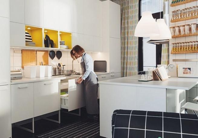 IKEA разрешила бесплатно готовить еду на кухнях из своего каталога