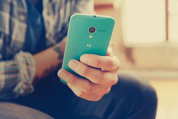Motorola начнет продажи устройств в России с 1 марта