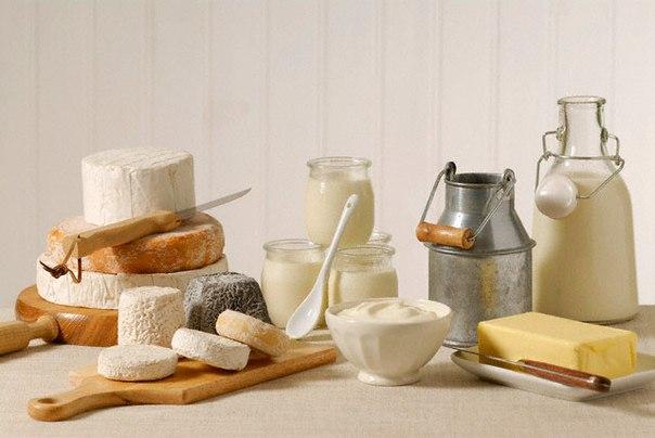 Россия запретила импорт молока и молочной продукции из Украины