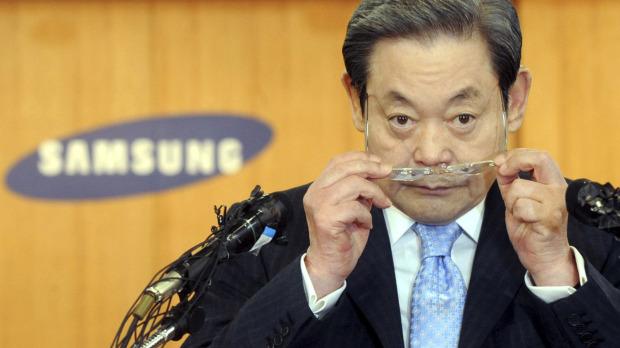 Глава Samsung Electronics пришёл в сознание