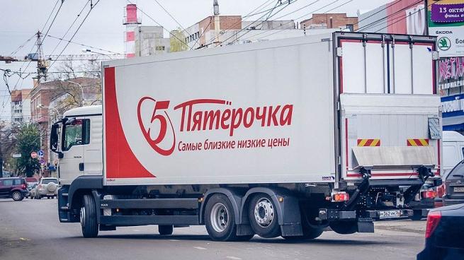 "X5 будет закупать грузовую технику у ""КАМАЗа"""