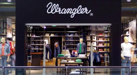 В Москве открылся первый магазин Wrangler