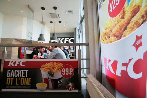 «Дочка» Сбербанка стала совладельцем KFC в Российской Федерации