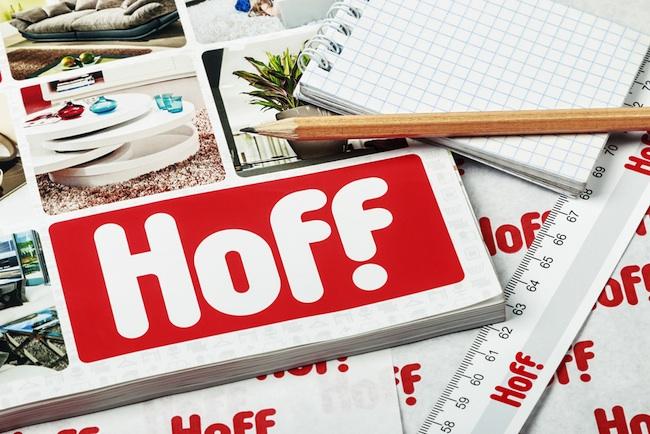 Hoff откроет в Петербурге первый магазин