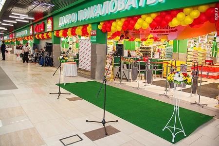 В Барнауле открыли первый магазин «О'Кей»