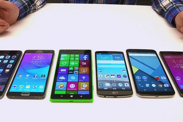 Мировые поставки смартфонов сократились в III квартале на 6