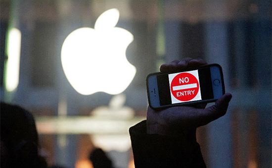 Apple затруднит властям взлом iPhone
