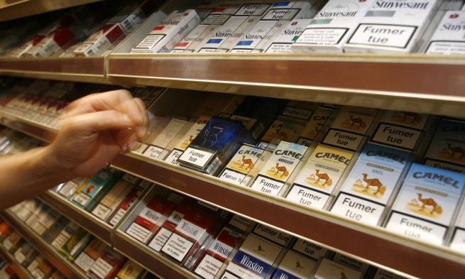 Сокращение легального рынка сигарет в РФ составило 9,9%