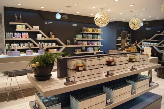 Natura Siberica открыла новый магазин в Москве