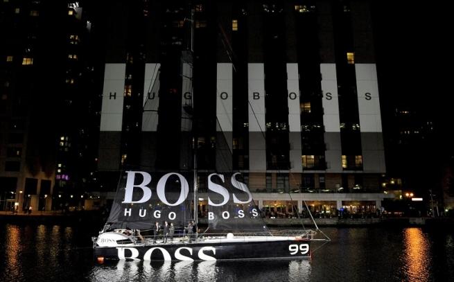 Hugo Boss нацелился на Китай