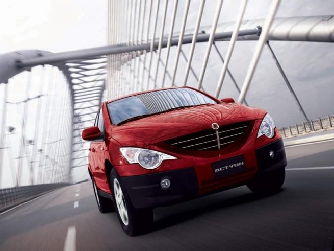 Экспорт автомобилей из Южной Кореи в РФ сократился в январе на 70%