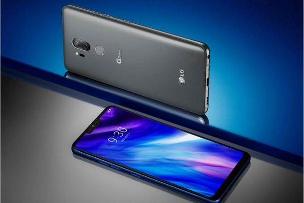 LG презентовала флагманский смартфон G7 ThinQ
