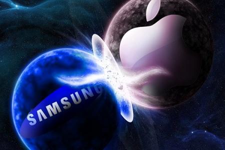 Samsung проигрывает Apple