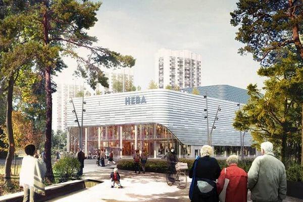 ADG group реконструирует еще три здания бывших советских кинотеатра Москве