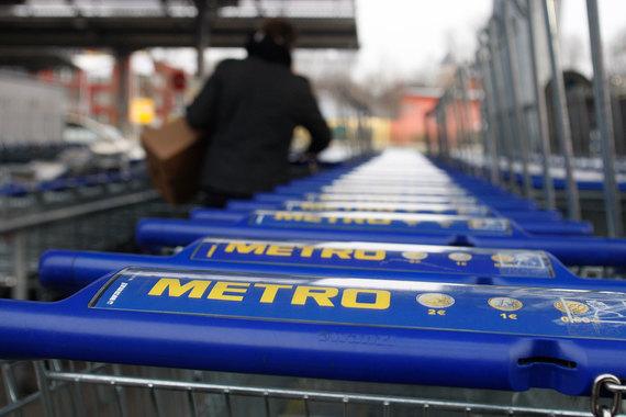 Рождественские продажи в Германии помогли Metro компенсировать девальвацию рубля