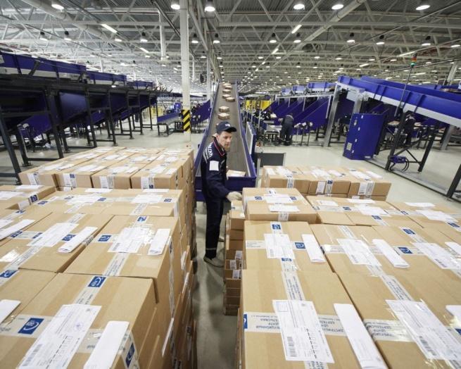 «Почта России» приобретает 55 тыс. кв. м складских помещений во Внуково
