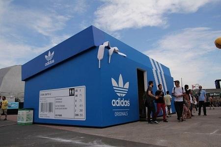 Adidas не бросит Россию