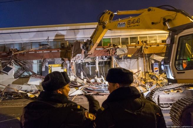 Через два месяца в Москве начнется снос еще 107 самостроев