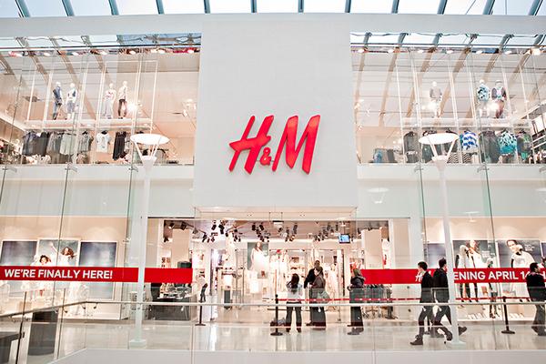 H&M отчитался о сокращении прибыли