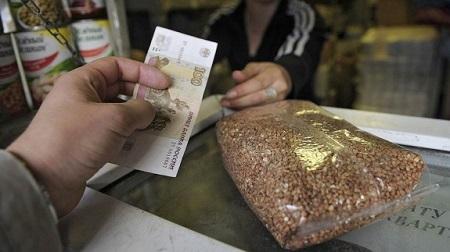 Стоимость гречки в Тверской области увеличилась на 87%