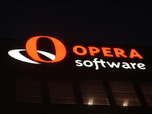 МТС договорился с Opera Software
