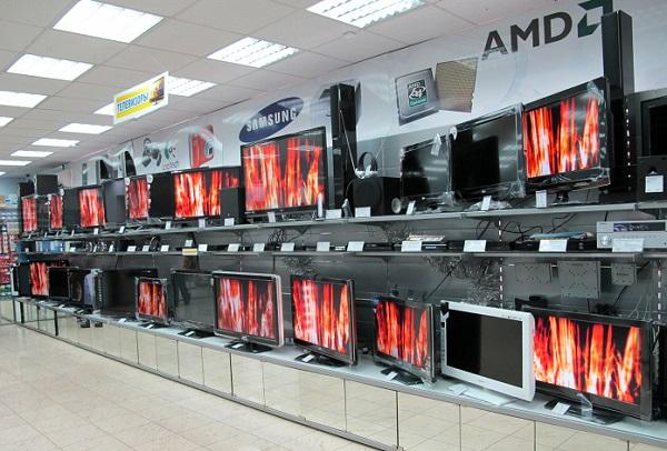 Продажи телевизоров увеличились на 71% в декабре 2014 г