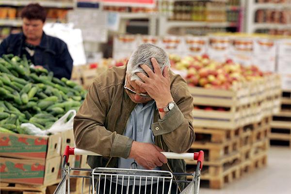 Опрос ЦБ: россияне отказываются верить в дальнейший рост цен