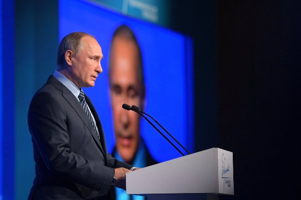 Путин поручил правительству создать бренд российской «зеленой» продукции