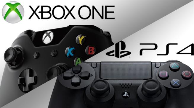 Sony опережает Microsoft в продаже приставок
