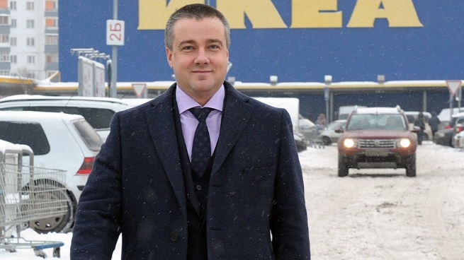 Константин Пономарев взыскал с IKEA еще 500 млн рублей