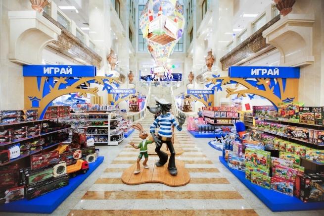 """""""Детский мир"""" открыл первый магазин в Карачаево-Черкесии"""