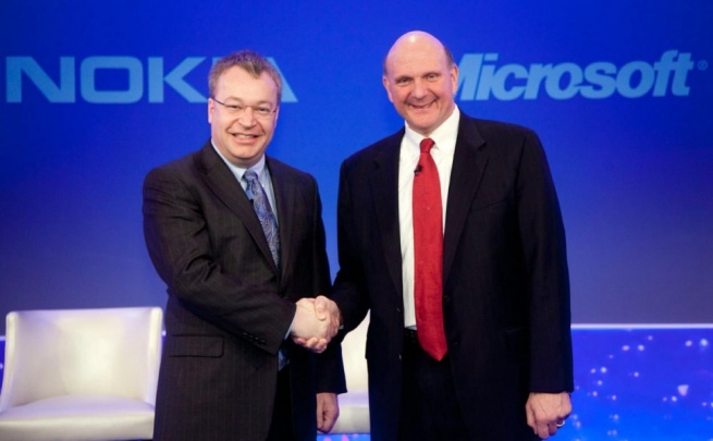 Microsoft покупает Nokia за $7,2 миллиарда
