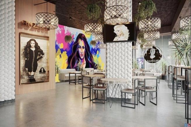 Ольга Бузова открыла в Москве собственный ресторан