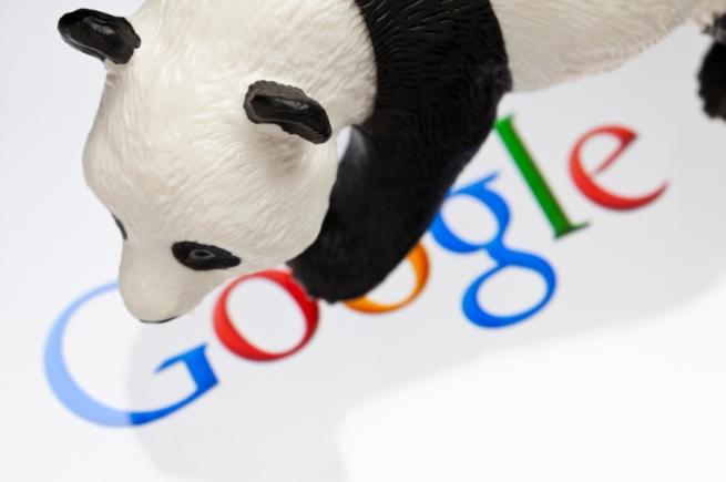 Google запатентовал поисковый алгоритм Panda