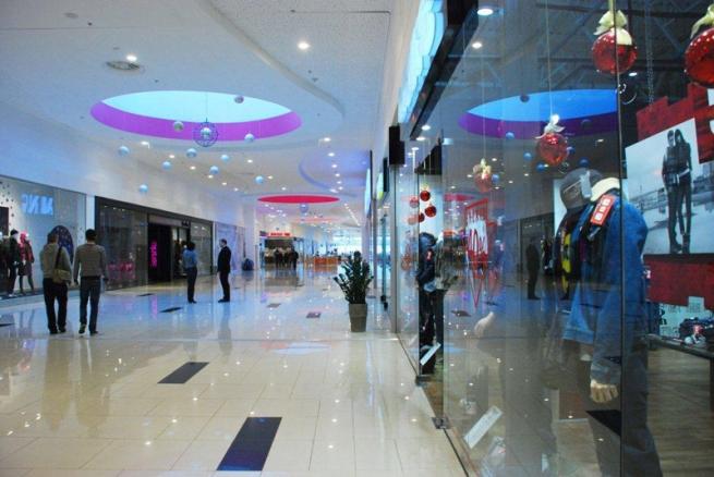 За полгода в Москве открылся всего один торговый центр
